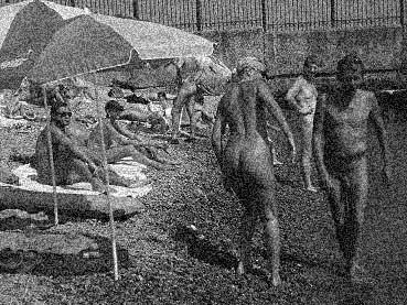 Royan au début du XIXème siècle