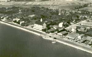 La plage de Marennes