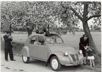 Nos premières voitures