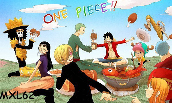 One piece:just a dream