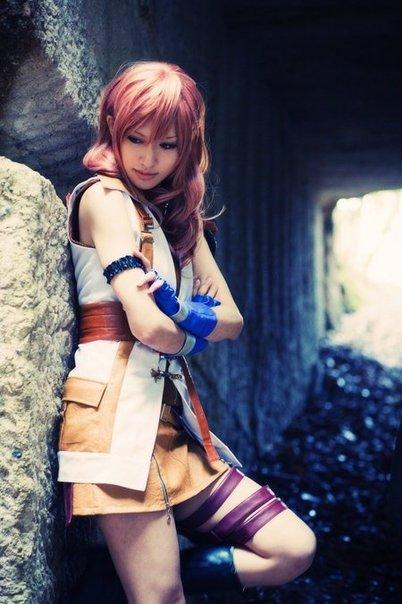 La reine du cosplay ~Saya <3
