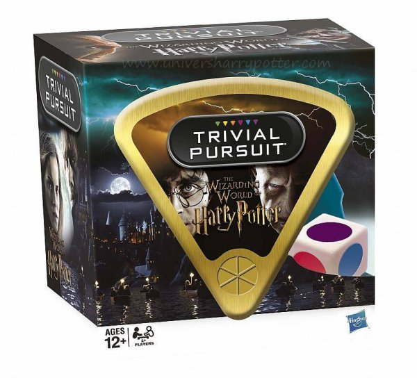 Trivial Pursuit version Sorcier