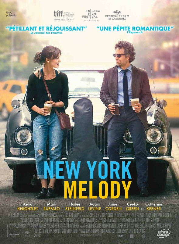 Revue de Presse #1 : New York Melody