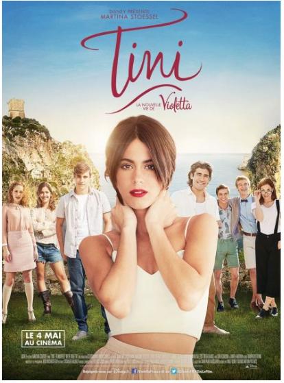 Revue de Presse #2 : Tini, La Nouvelle Vie de Violetta