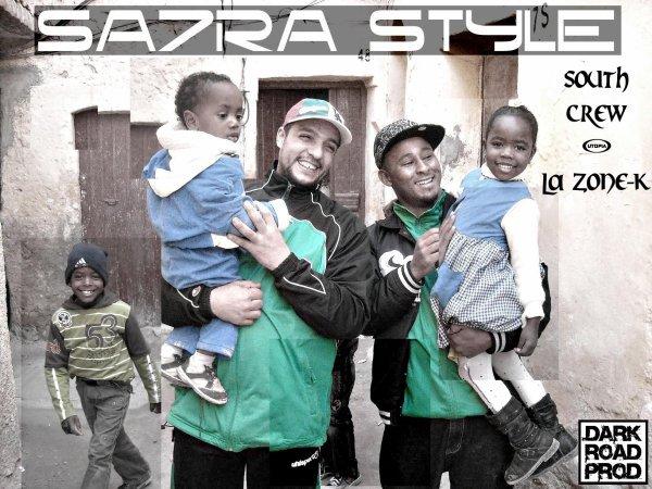 South Crew feat Carlos (La Zone-K) - SA7RA STYLE - TELECHERGER - (Prod By Systeman - bonne kiff les amis)