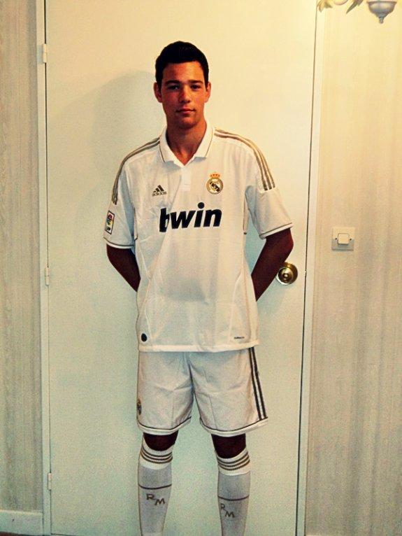 moi en mode footballeur