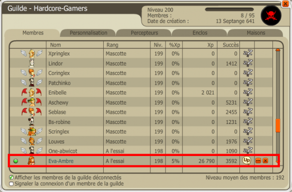 NEW GUILDE ''Hardcore-Gamers''
