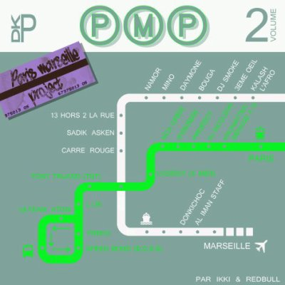 PMP VOL.2 -PARIS/MARSEILLE PROJECT-