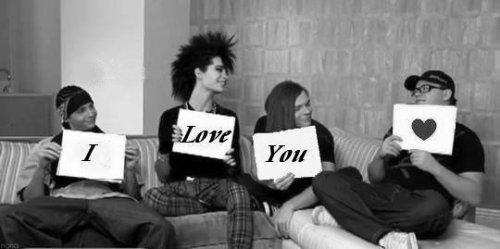 Tokio Hotel Für Immer ;)