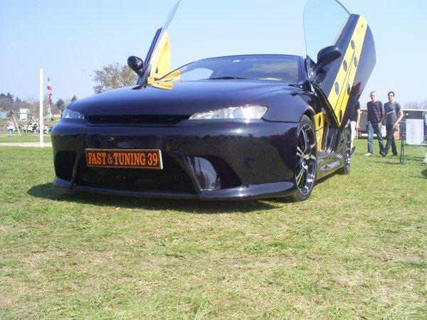 voiture en expo !!!