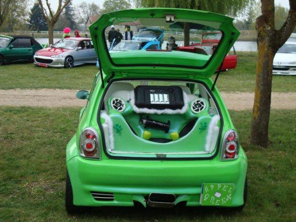 apple green !!!