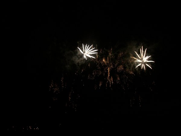 MEETING DE AUTUN (( chow-neon + feux d artifice ))