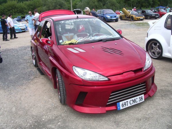 MEETING TUNING DE ST AMAND MONTROND 2012 (( expo ))