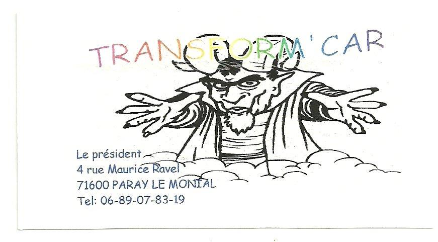 Blog de clubtransformcar
