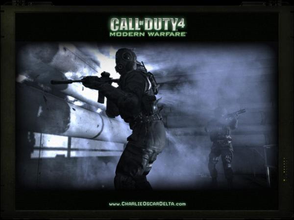 Call of Duty 4:Modern Warfare