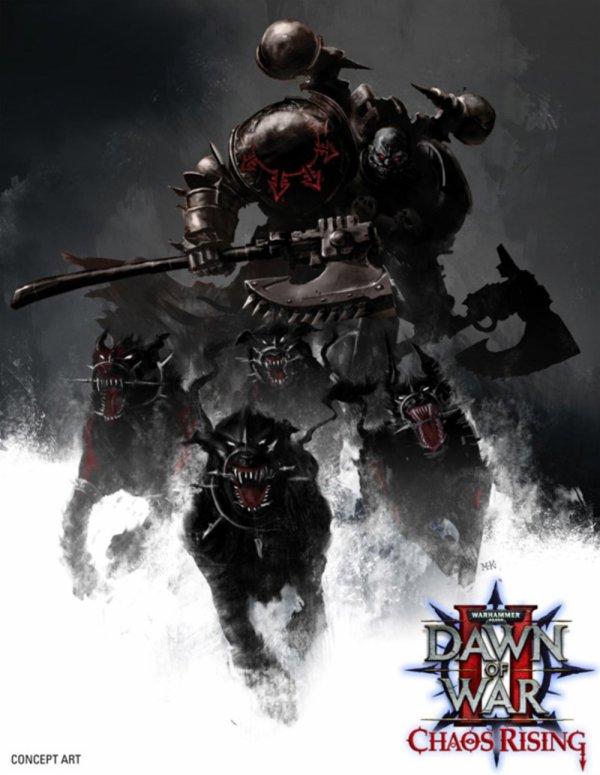 Dawn of war 2:Chaos Rising