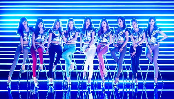 "Japon : SNSD met en ligne la version danse du MV de ""Galaxy Supernova"""