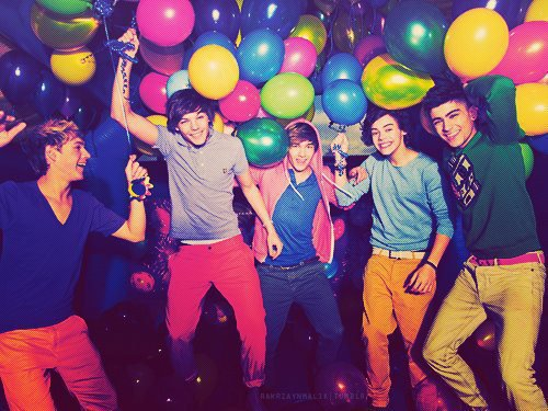 One Direction! ♥.