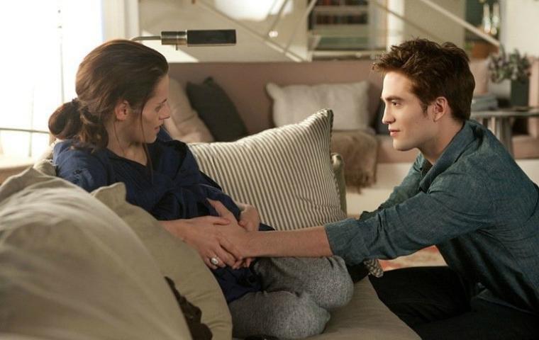 Twilight 4 partie 1