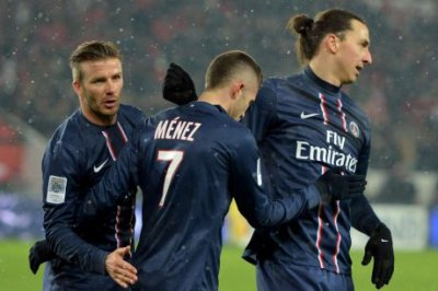 Le PSG va discuter prolongation avec Beckham