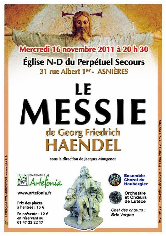 Le Messie de Haendel