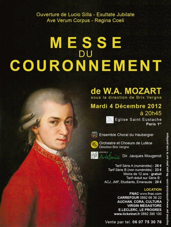 Concerts Artéfonia 2012