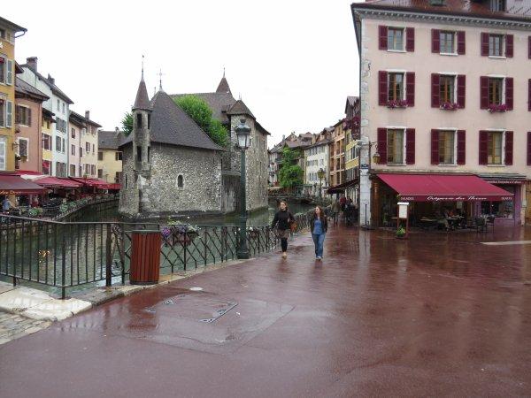 Annecy 2013 début des vacances