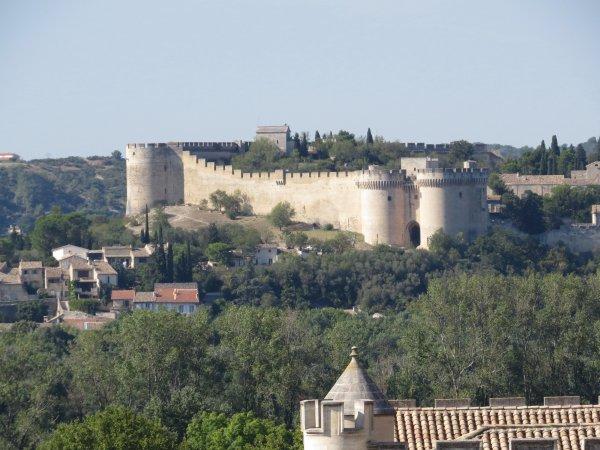 Avignon 2013 fin des vacances