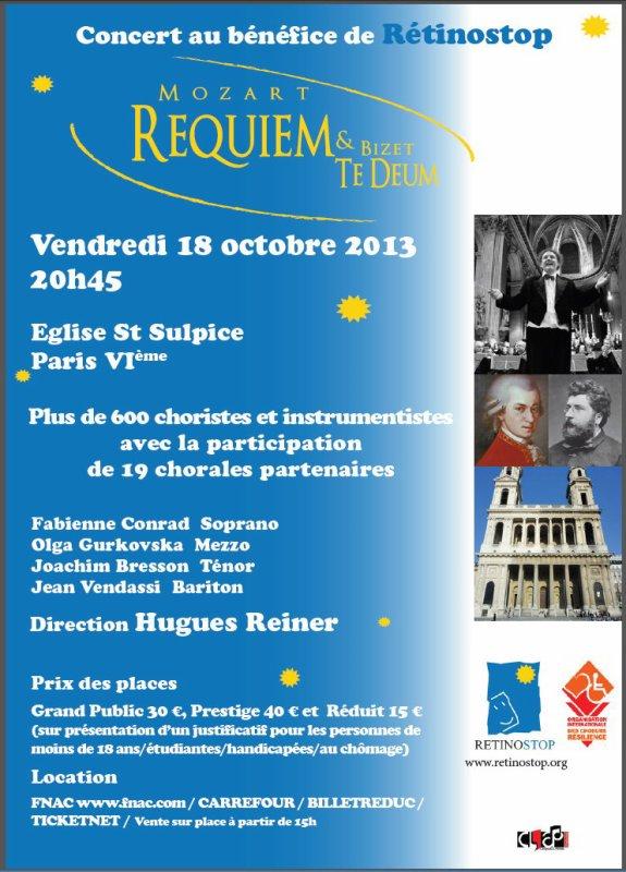 Concert 18 Octobre 2013
