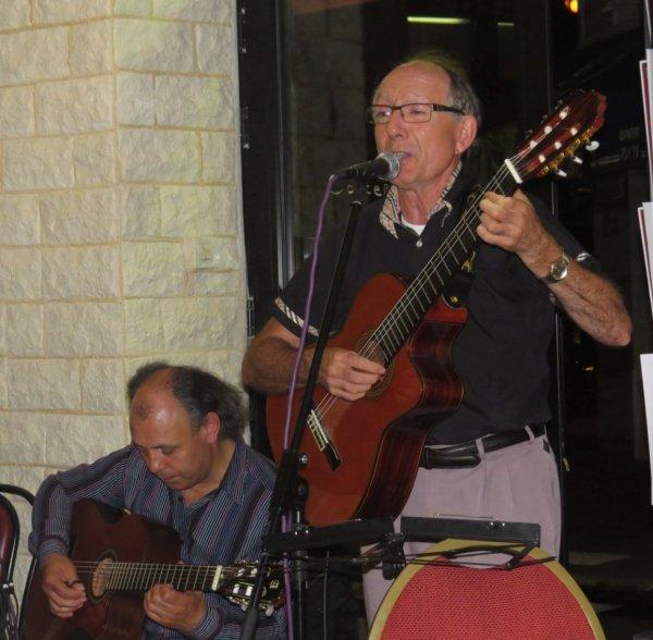 Soirée musicale au Saint Marco