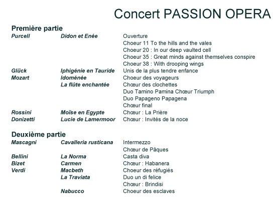 Concert Artefonia février 2016