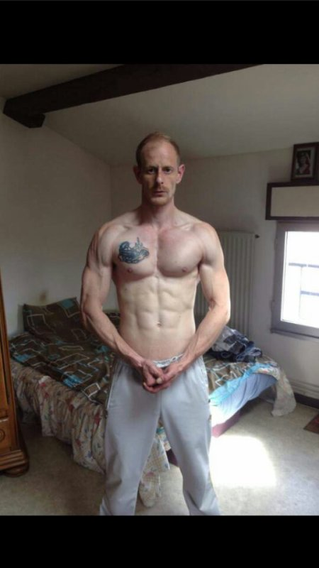 1 kg de muscle sec de gagné :-D
