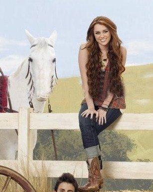 Miley Stewart(Hannah Montana)/Miley Cyrus