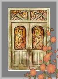 。● Une porte fermée cache peut-être un secret... ●。