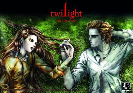 Twilight Fascination volume 1 et 2 (en mangas !)