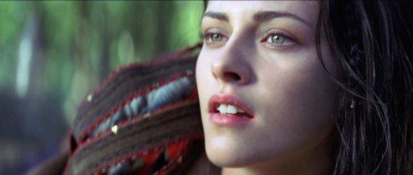 Kristen Stewart est bien plus belle dans Blanche-Neige ( photo )