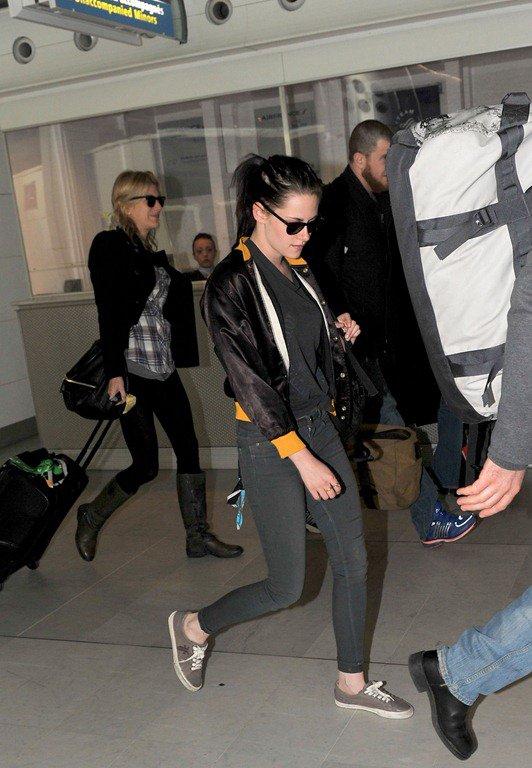 Kristen Stewart à Paris !!