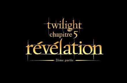 Logo de twilight 4 partie 2