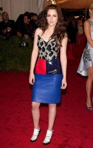 Kristen au Gala du MET à New York