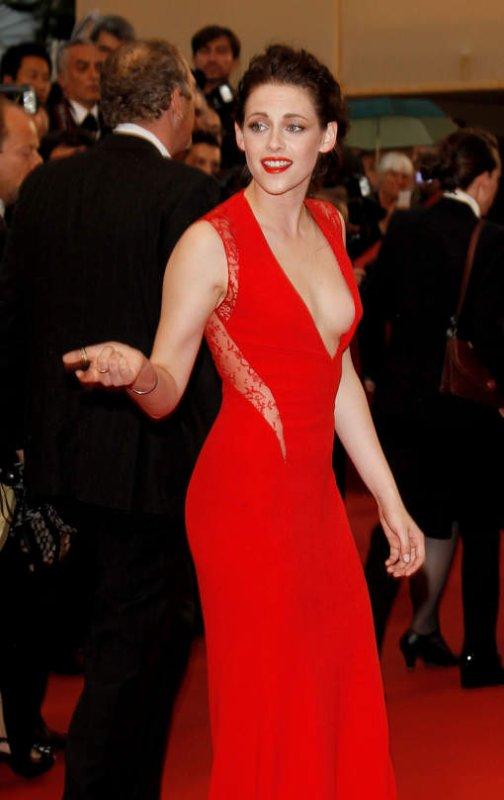 Kristen au Festival de Cannes pour la promo de Cosmopolis