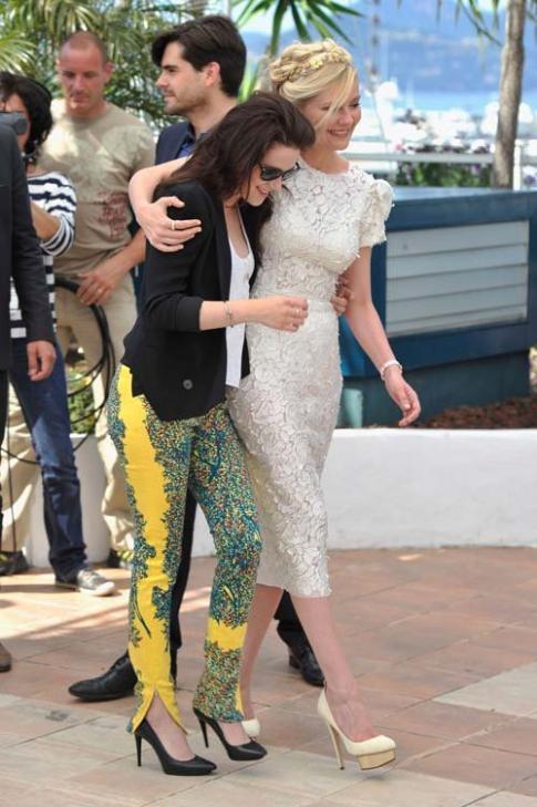 Kristen Stewart au Festival de Cannes