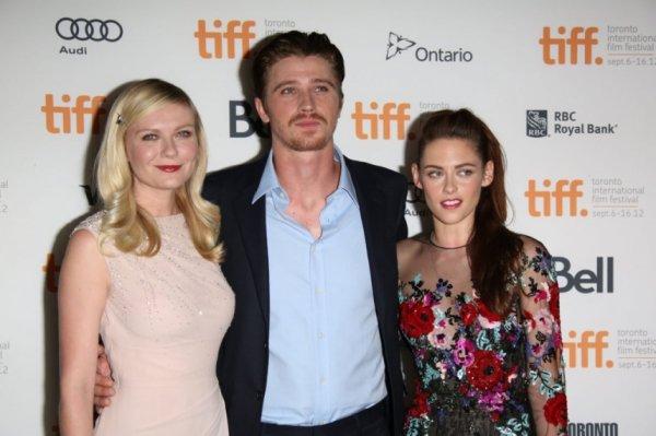 Kristen de retour en femme fatal à Toronto