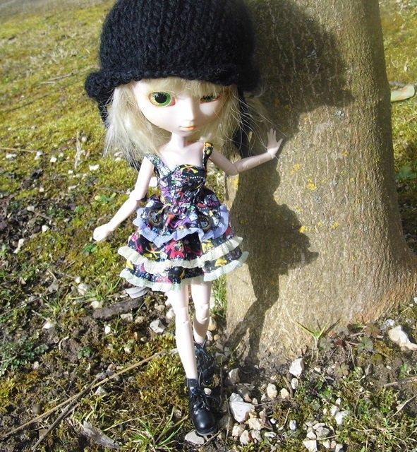 Séance photo n°1 : Promenons nous dans le jardin !