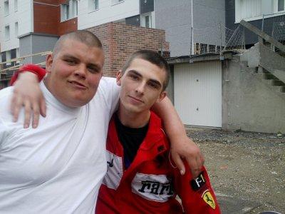 mederick et mon homme