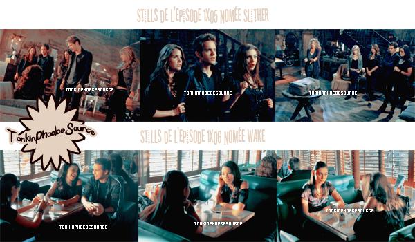 Voici les stills des épisodes 5 et 6