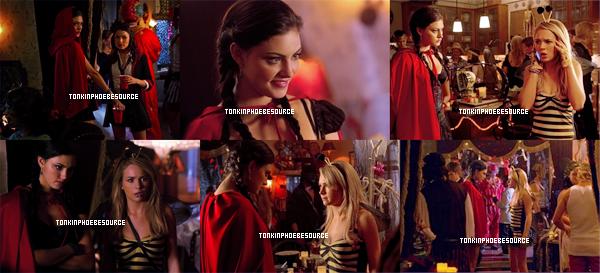 Voiçi les stills de l'épisode 7 ' Masked ' ainsi que la vidéo promo