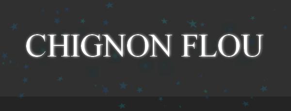 Tuto Coiffure : Chignon flou