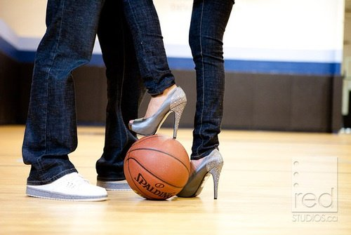 Yeaah baby No Basket Ball Now ♥ :*