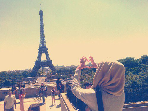 Paris,hijeb♥