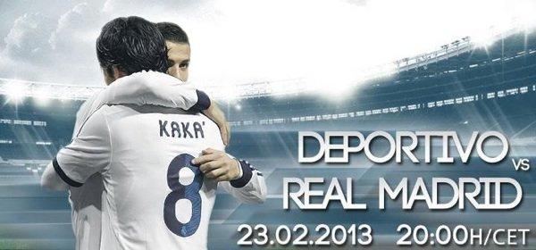 Ce soir deportivo-réal Madrid !!!!! HALA MADRID !!!!!!